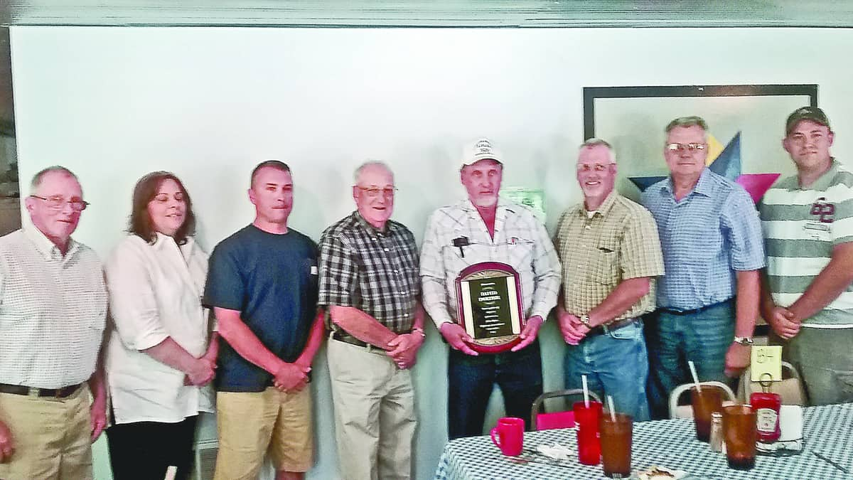 Porter Honored For 28 Years As Pilot Knob Road Commissioner ...